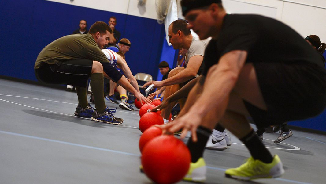 Wright-Patt Dodgeball Tournament To Support Domestic Violence Center