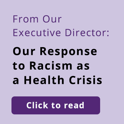 Racism as a health crisis